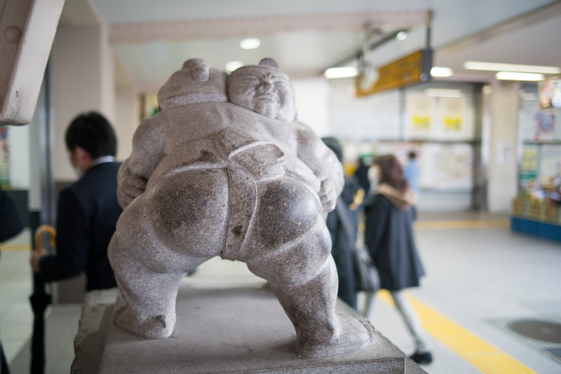 大相撲の座席